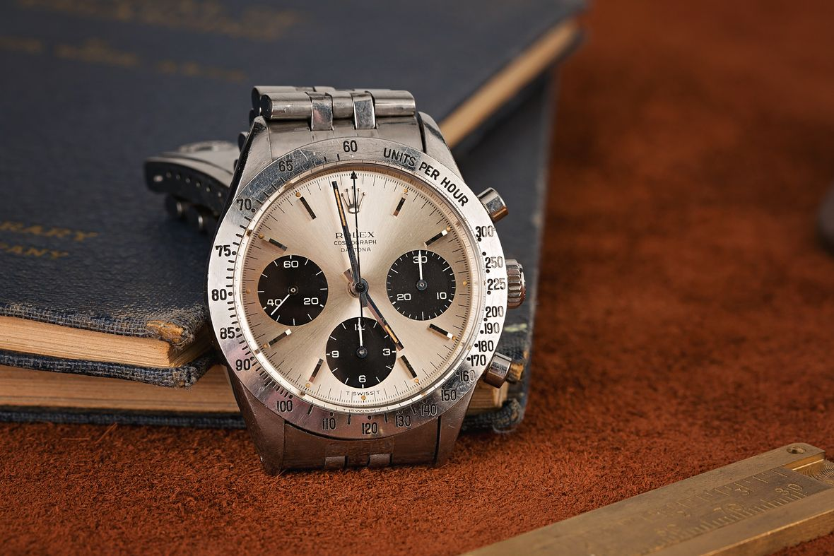 Why the Vintage Rolex Daytona Is So Hard to Find 6239 Panda Dial